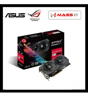 ASUS ROG STRIX RX 570 4GB GDDR5 Graphic Card (ROG-STRIX-RX570-O4G-GAMING)