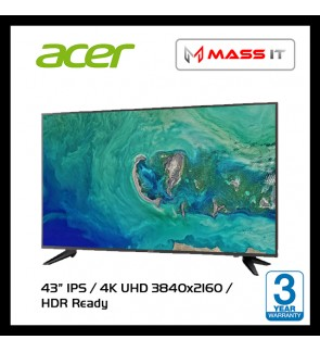"ACER DM431K 43"" 4K IPS HDR Ready 4K 3840x2160 Monitor"