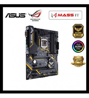 ASUS TUF Z370-PLUS GAMING II LGA1151 Gaming Motherboard