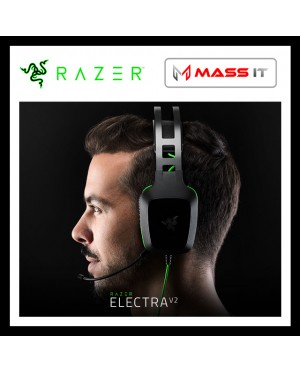 Razer Electra V2 USB 7.1 Virtual Surround Gaming Headset (RZ04-02220100-R3M1)