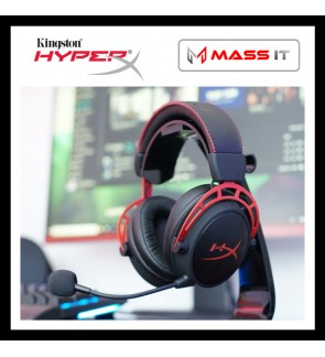Kingston HyperX Alpha Gaming Headset (HX-HSCA-RD/AS)